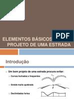 Elementos básicos para o projeto de estradas.pdf