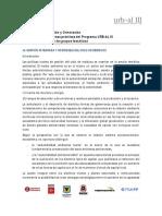 Conceptualización de Los Grupos Temáticos La Gestión Integrada y Sostenible Del Ciclo de Residuos