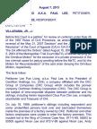 Lee Pue Liong a.k.a. Paul Lee, Petitioner, vs. Chua Pue Chin Lee