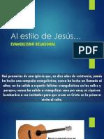 Al Estilo de Jesús