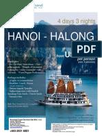 Vietnam - Hanoi Halong