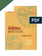 J Kabat-Zinn - Guided Mindfulness Meditation 1 booklet.pdf