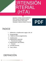 Hta - Fisioptalogia