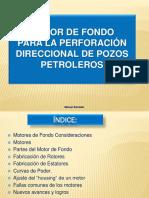 Motor de Fondo Manuel Salvador
