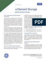 Membrane Storage Element