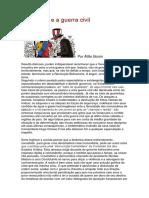 Venezuela e a Guerra Civil - Atílio Borón