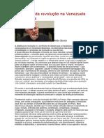 A Dialética Da Revolução Na Venezuela Em Chamas - Atilio Borón