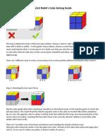 2x2x2 solving guide