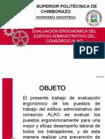 Presentacion Evalacion Ergonomica Adificio Administrativo