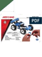 Meccano Race Car Manual