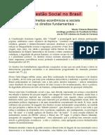A Questão Social No Brasil