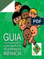 Guia Plano Municipal Primeira Infancia RNPI