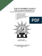 Cover Perangkat Pembelajaran/RPP