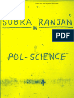 1. Political Science (Optional) by Subhra Ranjan Madam Part 1 Visit Xaam.in for More Optional Materials