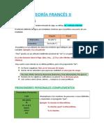 Teoría Francés II