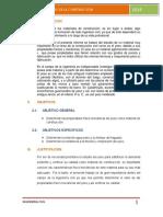 Informe de Yeso 2014 Final