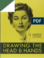 Andrew Loomis - Dibujo de Cabeza y Manos