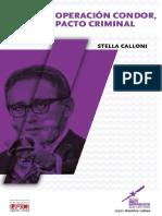 Calloni, Stella - Operacion-Condor. Pacto criminal.pdf