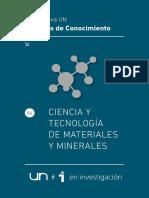 Ciencia Tecnologia Materiales Minerales
