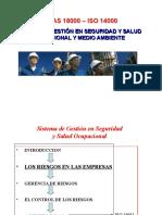 Gestion de Riesgos OHSAS