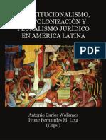 Constitucionalismo, descolonizaciónl (electrónico)