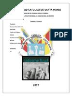 Resumen Del Informe Final de La Comisión de La Verdad y Reconcialiación