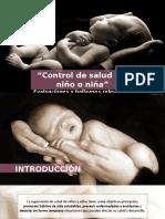 06. Control de Salud Del Niño o Niña