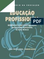 Curriculo - Tecnico Em Comunicação
