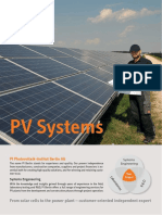 PI Berlin Broshure PV Systems