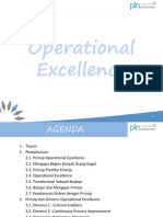 Operational Excellence - Se1 (8 Agustus 2017)