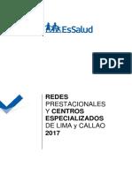 DIRECTORI Redes Lima Agosto 2017