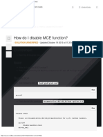 How Do I Disable MCE Function_ - Red Hat Customer Portal