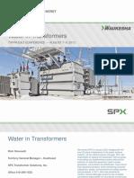 Water in Transformers.pdf