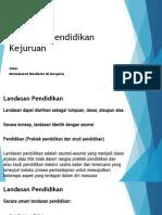 Landasan Pendidikan Kejuruan.pptx