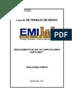 Modelo de Perfil EMI 2015