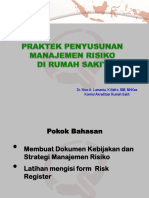 DrNico Praktek Manajemen Risiko RS 09 14