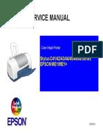 Epson StPro-GS6000 sm pdf | Printer (Computing) | Magenta