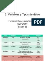 03_Variables y Tipos de datos1T2017.ppt