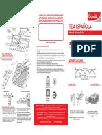 Catalogo Teja Española Duralit
