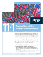 Topic Guide 11.1 Properties at the Nanoscale Dimension