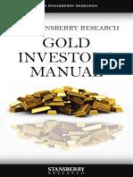 Gold Investors Manual