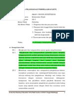 RPP Statistika Adiwiyata SMAN 1 Bukittinggi, Ekarining Widyastuti