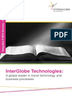 InterGlobe Technologies Integrated IT BPO Outsourcing Whitepaper