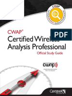 CWAP(r) Certified Wireless Anal - Tom Carpenter
