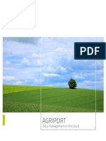 AgriPort-Broschuere en Web