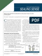 Sealing Sense