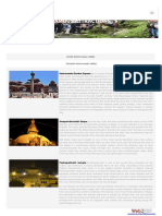 Famous Places in Nepal