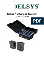 Trigno Wireless System Users Guide (MAN-012!2!6)