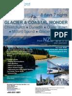 NZ - Glacier & Coastal Wonder