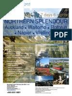 NZ - Northern Splendour